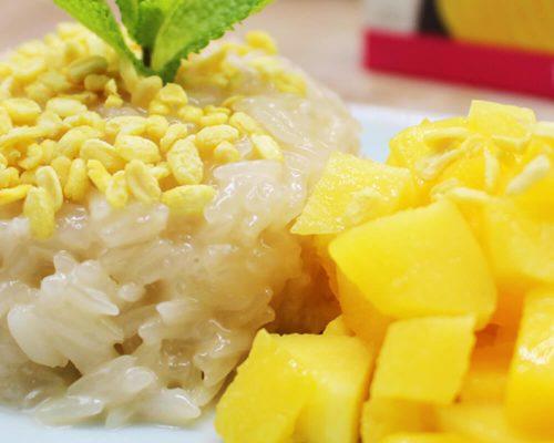 Recipe_Easy_Thai_coconut_Sticky_rice_with_mango