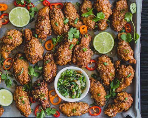 Recipe_Fried_chicken_With_Sweet_Thai_Drizzle