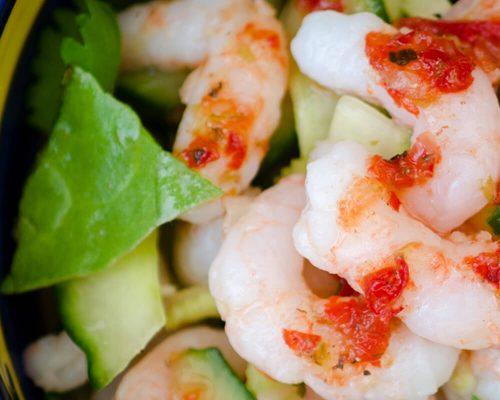 Recipe_Prawn_and_Cucumber_salad