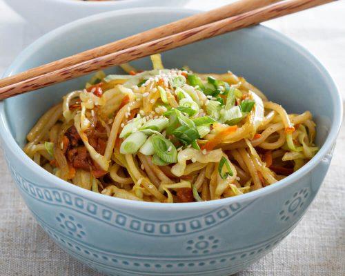 Recipe_Vegetable_Pad_Thai