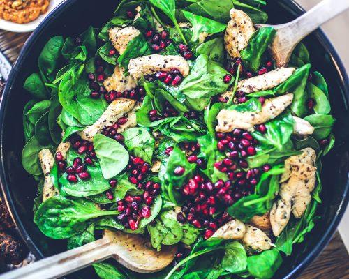 Recipe_coconut_chicken_pomegranate_salad